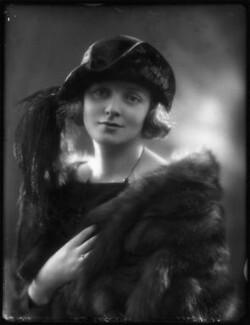 (Elsie) Evelyn Laye, by Bassano Ltd - NPG x127841