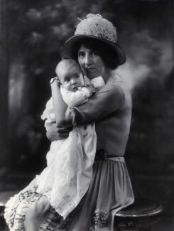 Harry Stopes-Roe; Marie Stopes, by Bassano Ltd - NPG x127855