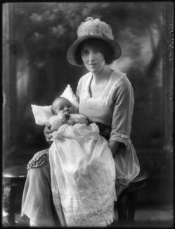 Harry Stopes-Roe; Marie Stopes, by Bassano Ltd, 26 June 1924 - NPG x127856 - © National Portrait Gallery, London