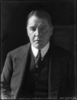 Frederick Edwin Smith, 1st Earl of Birkenhead, by Bassano Ltd - NPG x127871