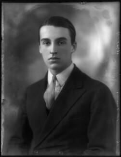 Frederick Winston Furneaux Smith, 2nd Earl of Birkenhead, by Bassano Ltd - NPG x127882