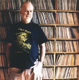 John Peel (John Robert Parker Ravenscroft), by Amit Lennon - NPG x127751