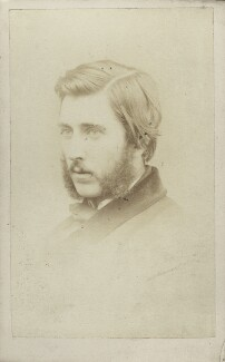 Matthew James Lawless, by Unknown photographer - NPG Ax14886