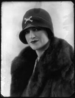Dame Gracie Fields, by Bassano Ltd, 24 February 1928 - NPG x127893 - © National Portrait Gallery, London