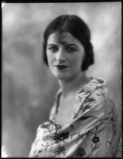 Dame Gracie Fields, by Bassano Ltd, 24 February 1928 - NPG x127894 - © National Portrait Gallery, London