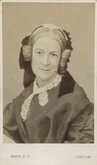Mary Margetts, by Maull & Co - NPG Ax14901