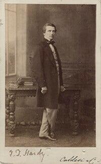 Frederick Daniel Hardy, by Leonida Caldesi - NPG Ax14911