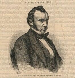 William Schaw Lindsay, after John Jabez Edwin Mayall, 1859 - NPG D21246 - © National Portrait Gallery, London