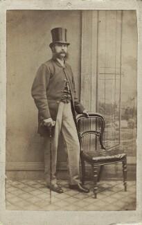 George Earl, by George James - NPG Ax14919