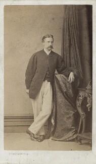 Clarence M. Dobell, by Peter Paul Skeolan - NPG Ax14927