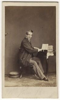John Orlando Parry, by Herbert Watkins - NPG x12669