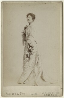 Marion Terry, by Elliott & Fry - NPG x127950