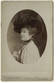 Marion Terry, by Elliott & Fry - NPG x127955
