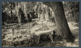 Siegfried Sassoon, by Lady Ottoline Morrell - NPG Ax142618