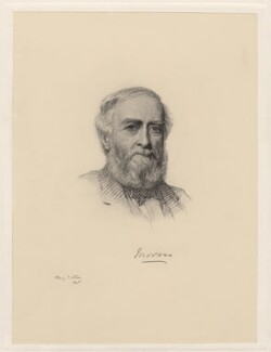 Michael Morris, 1st Baron Killanin, by Henry Tanworth Wells - NPG D20744