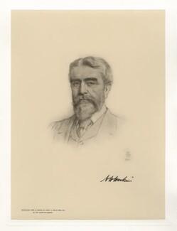 Sir Anthony Hiley Hoskins, after Henry Tanworth Wells - NPG D20753