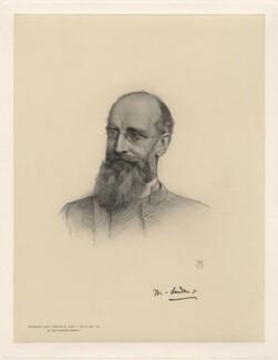 Mandell Creighton, after Henry Tanworth Wells - NPG D20754
