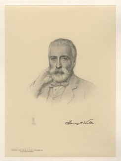 Henry Tanworth Wells, after Henry Tanworth Wells - NPG D20757