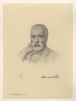 Henry Tanworth Wells, after Henry Tanworth Wells, (1899) - NPG D20757 - © National Portrait Gallery, London