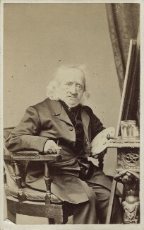 William Henry Hunt, by Lucas Brothers - NPG Ax14953