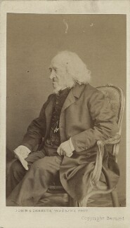 William Henry Hunt, by John & Charles Watkins - NPG Ax14954