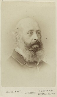 George Arthur Fripp, by Elliott & Fry - NPG Ax14965