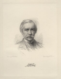 Sir (Henry) Bartle Edward Frere, 1st Bt, by George J. Stodart, after  William Edwards Miller - NPG D20764