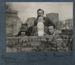 Friends at Garsington Manor, by Lady Ottoline Morrell - NPG Ax142783