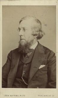 Thomas James Soper, by John Watkins - NPG Ax14982