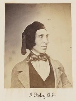 John Henry Foley, by John Watkins - NPG Ax27724