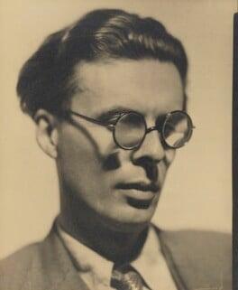 Aldous Huxley, by Howard Coster, 1934 - NPG P714 - © National Portrait Gallery, London