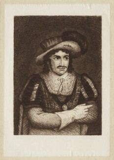 Edmund Kean as Richrd III, after Unknown artist - NPG D21260