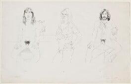 Richard Neville; Jim Anderson; Felix Dennis, after David Hockney - NPG D1212