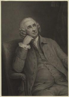 Charles Pratt, 1st Earl Camden, by Francesco Bartolozzi, after  Thomas Gainsborough - NPG D21279