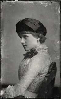 Constance ('Connie') (née Gilchrist), Countess of Orkney, by Alexander Bassano - NPG x128001