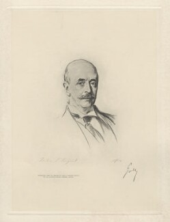 Albert Grey, 4th Earl Grey, by The Autotype Company, after  John Singer Sargent, (1910) - NPG  - © National Portrait Gallery, London