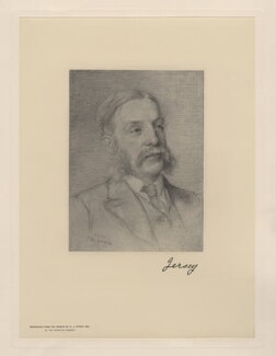 Victor Child-Villiers, 7th Earl of Jersey, after Henry John Stock, (1903) - NPG D20773 - © National Portrait Gallery, London