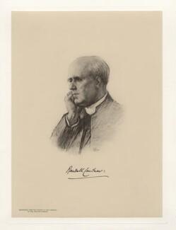 Randall Thomas Davidson, Baron Davidson of Lambeth, after Miss C.B. Leighton - NPG D20778