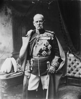 Frederick Sleigh Roberts, 1st Earl Roberts, by Bassano Ltd - NPG x128018