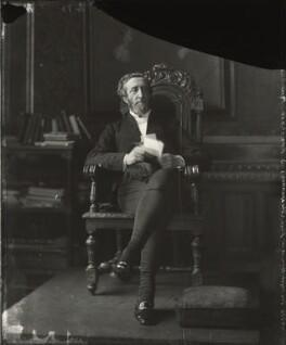 Arthur Wellesley Peel, 1st Viscount Peel, by Alexander Bassano - NPG x128022
