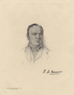 Richard Burdon Haldane, Viscount Haldane, after Miss C. Horner - NPG D20782