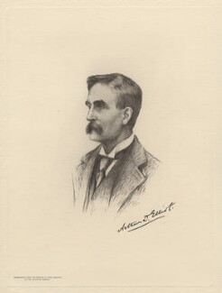 Arthur Ralph Douglas Elliot, by The Autotype Company, after  Miss C.B. Leighton - NPG D20788