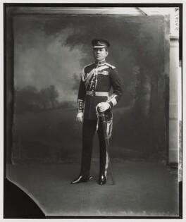 Sir Ibrahim, Sultan of Johore, by Vandyk - NPG x128043