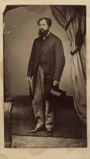 Joseph Charles Parkinson, by J. Christie - NPG Ax29686