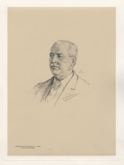 Evelyn Baring, 1st Earl of Cromer, after Henry John Stock - NPG D20791