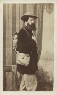 Joseph Charles Parkinson, by Oliver François Xavier Sarony - NPG Ax29687