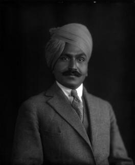 Sampat Singh, by Vandyk - NPG x128051