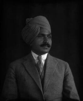 Sampat Singh, by Vandyk - NPG x128052