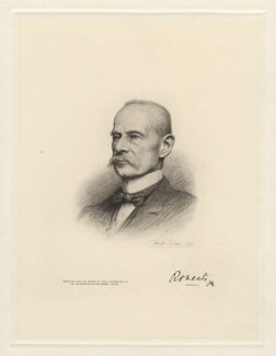 Frederick Sleigh Roberts, 1st Earl Roberts, by The Autotype Company, after  Frank Dicksee - NPG D20797