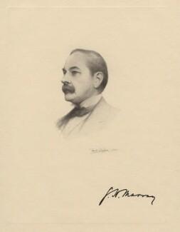 Sir George Herbert Murray, after Frank Dicksee - NPG D20801